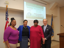 First State and  Nehemiah Gateway hosts EITC Awareness Day