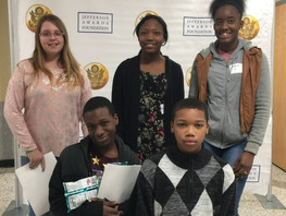 Afterschool Children participate in Jefferson Awards Leadership Conference