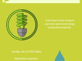 Energy Education Workshop - Laurel