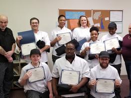 Congratulations Culinary Arts Graduates