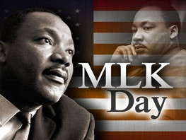 Agency Closed on MLK Day