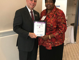 2018 Women in Business - Bernice Edwards (First State CAA Executive Director)