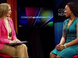 [VIDEO] Comcast Newsmakers - Tax Season & Mini Golf