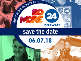 Do More 24 Delaware on June 7th