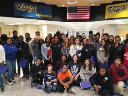 "First State Youth attend ""Students In Action"" Conference"