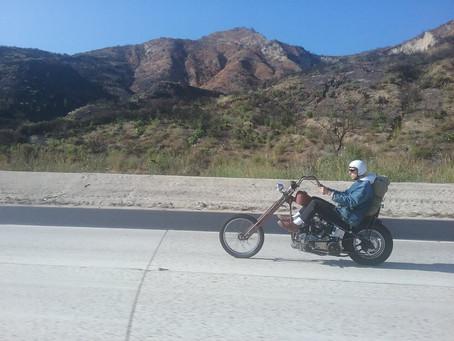 Sulle Strade di California, Santa Barbara County #California