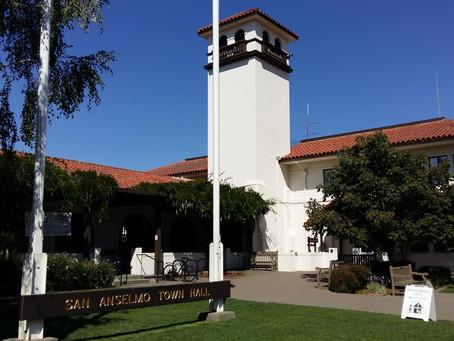 18 Dicembre 2018 - 1 Hotel storico + ristoranti d'eccellenza = San Anselmo (California)