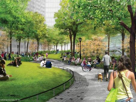 Lungo l'Hudson verrà costruito il parco pubblico forse più caro al mondo: 125 MILIONI di dollari
