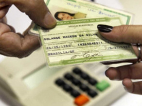 TSE cancela título de 2,5 milhões de eleitores com irregularidades