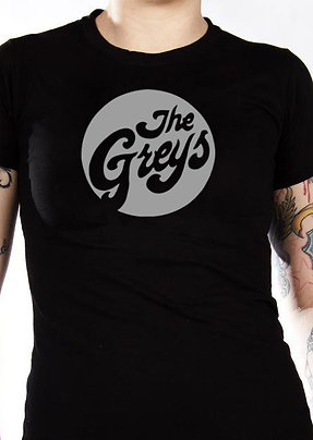 """The Greys"" Womans T-Shirt"