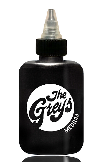 The Greys Medium Single 2oz Bottle