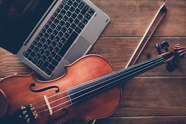 online violin play teaching courses. cla