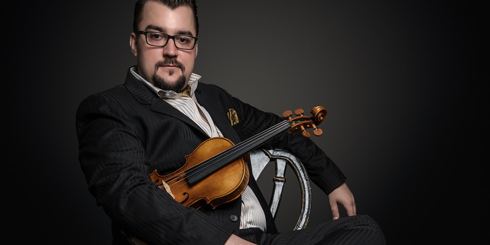Sešek solos with Bruch Concerto