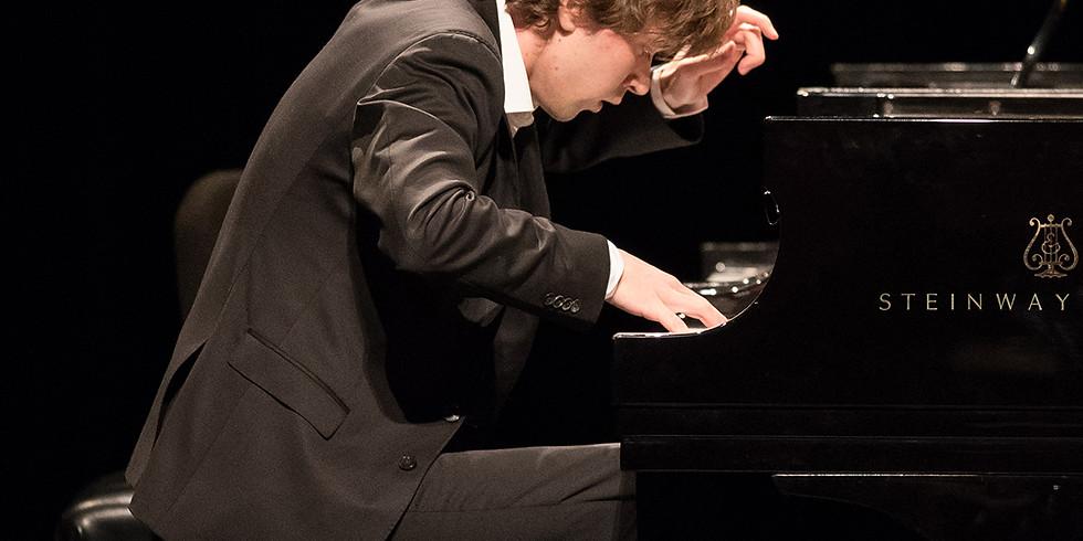 Private Concert on Vashon Island with Albert Cano Smit