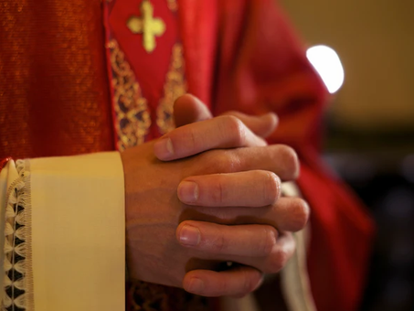 'Raised to believe priests don't sin'