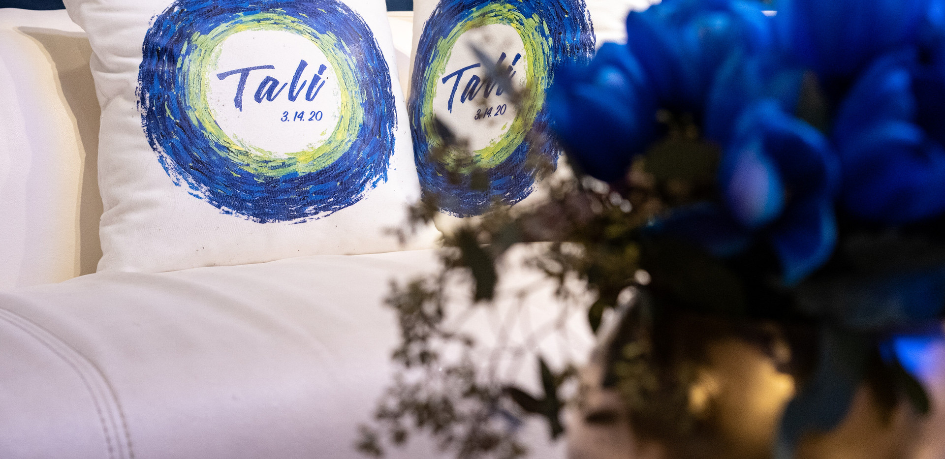 Starry Night Themed Party Decor