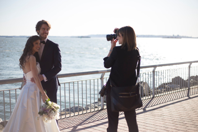 Leslie Farinacci of Perennial Image, Wedding Photography Studio based in New York City.