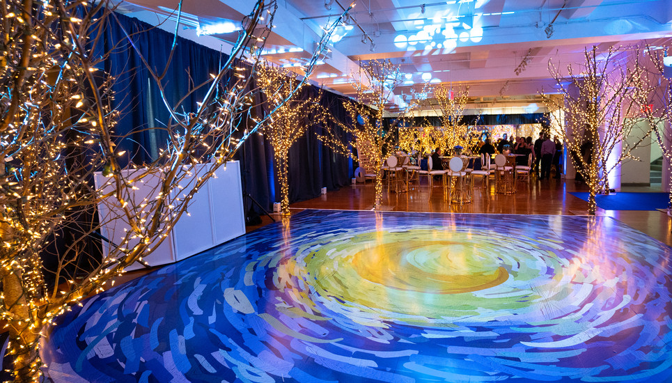 Starry Night Themed Party