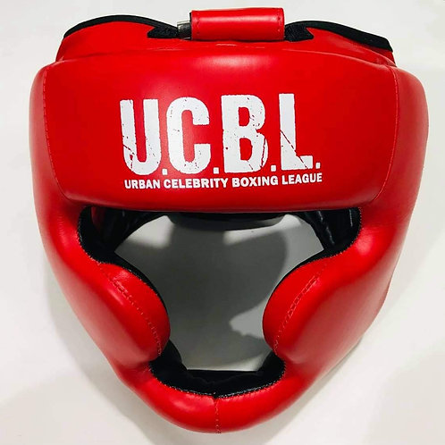 UCBL Sparring Gear - Red