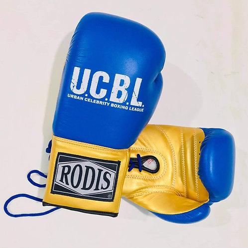 UCBL Boxing Gloves - Blue