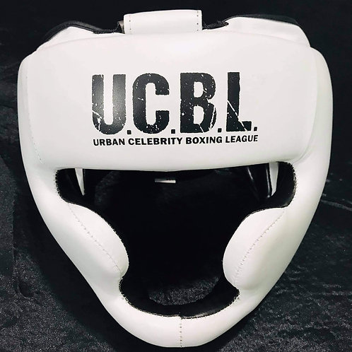 UCBL Sparring Gear - White