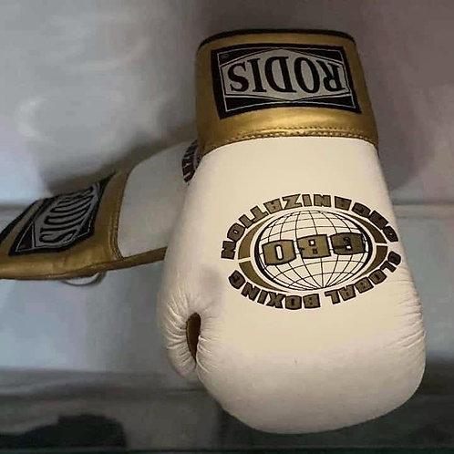 Rodis GBO Gloves - White
