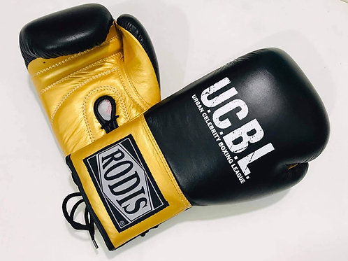 UCBL Boxing Gloves - Black