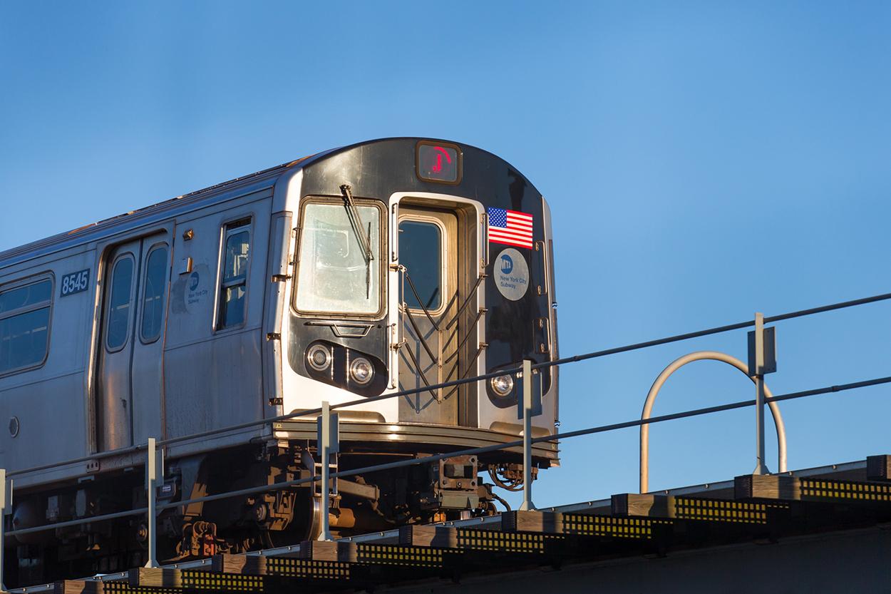 Train J