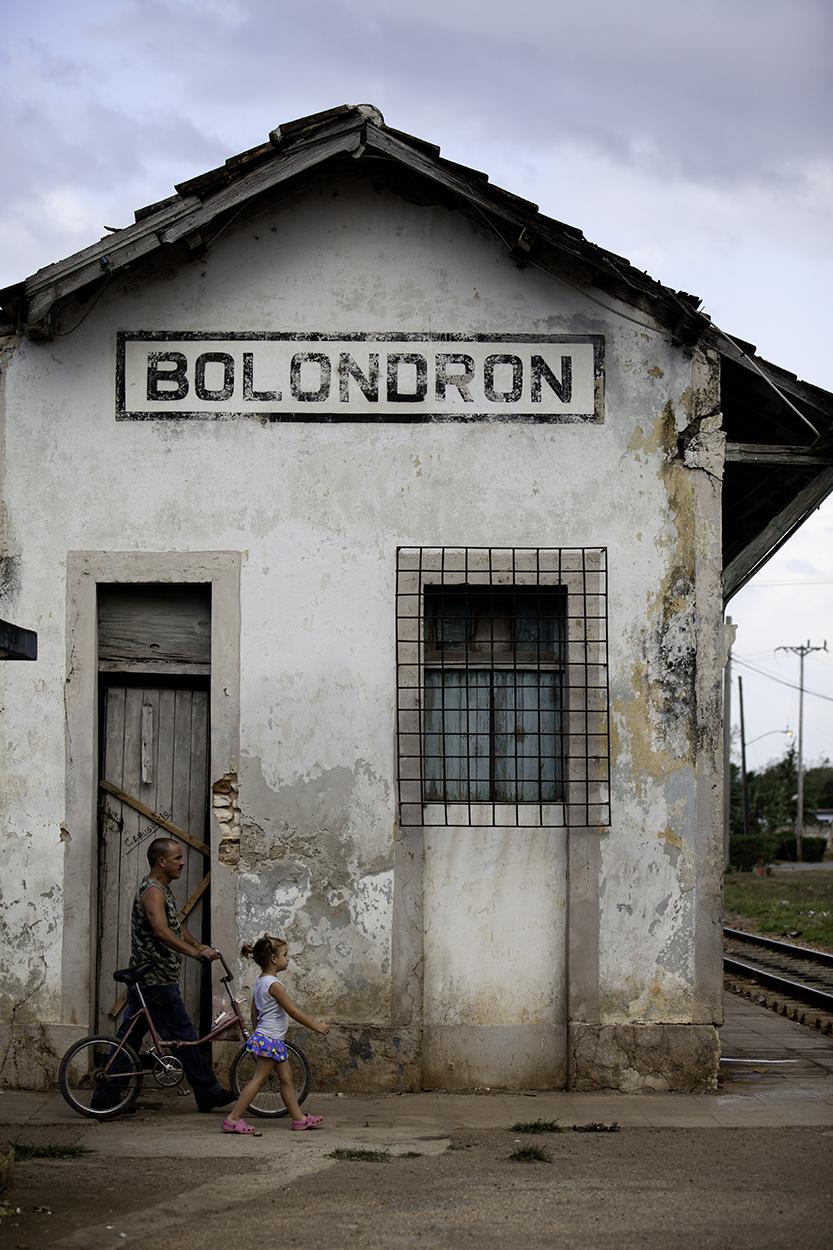 Gare de Bolondron