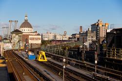 Marcy Avenue Subway Station