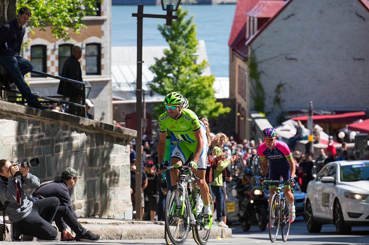Grand Prix Cycliste de Québec 2014