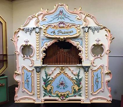 For Sale Fairground Street Band Draaiorgel Organ