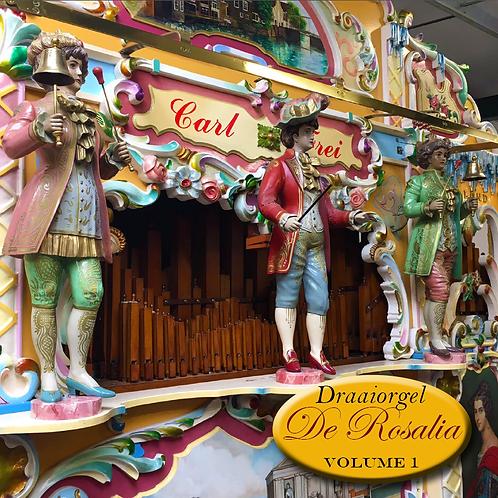 90-Key Street Organ 'Rosalia' (CD Release)