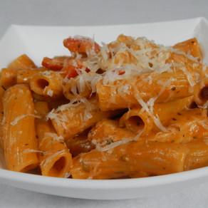Creamy Chilli Chicken Pasta