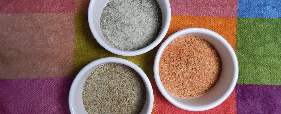 Infused Sea Salt Taste Test Bundle