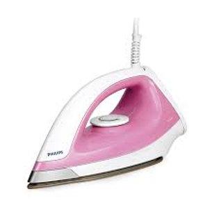 Philips GC158/02 1100-Watt Dry Iron (Pink) Visit the