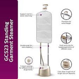 Philips EasyTouch plus Garment Steamer GC523/60- 5 steam settings 1600 Watt, up