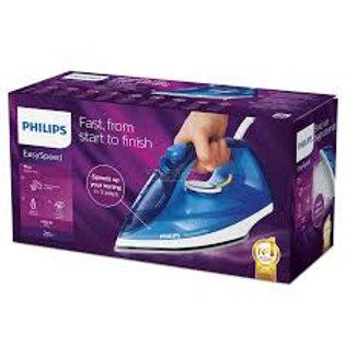 Philips EasySpeed Plus Steam Iron GC2145/20-2200W, Quick