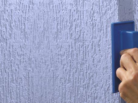 Como aplicar textura rústica