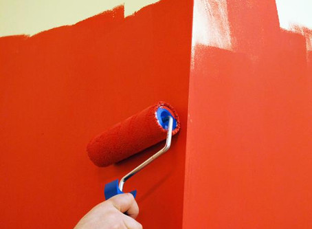 Toda tinta de parede é lavável?