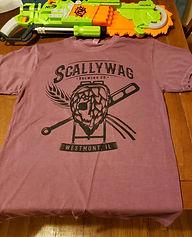 Scallywag Shirt Shiraz