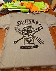Scallywag Shirt Gray