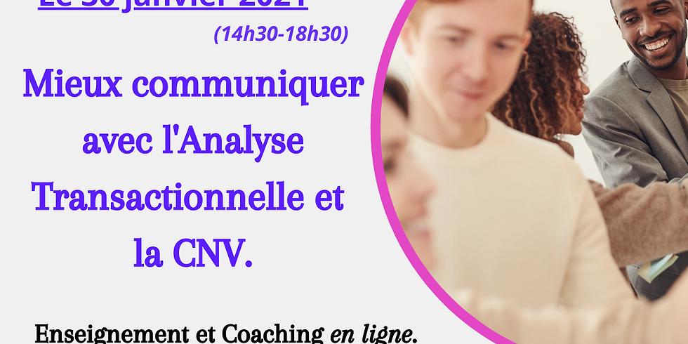 Mieux communiquer avec l'Analyse transactionnelle et la CNV
