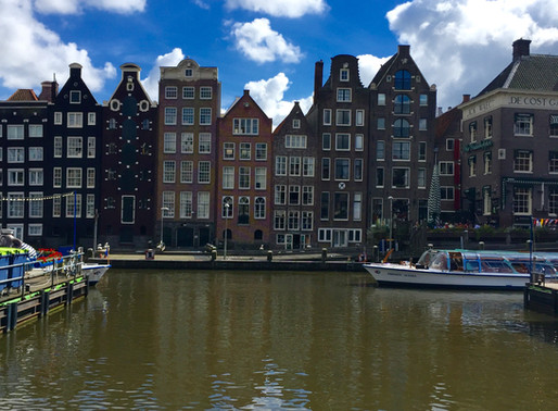 Kurztrip nach Amsterdam