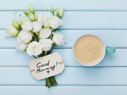 Morgenroutine - Der perfekte Start in den Tag