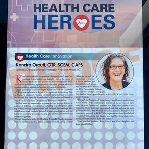 Health Care Hero!