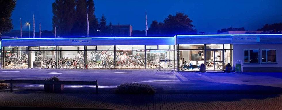Das Mubea E-Mobility Center