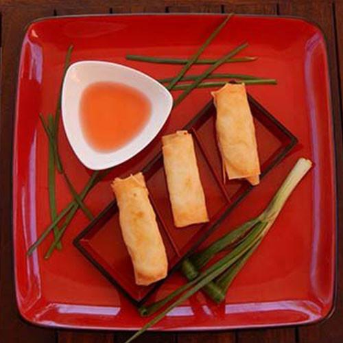 Thai Fried Springrolls