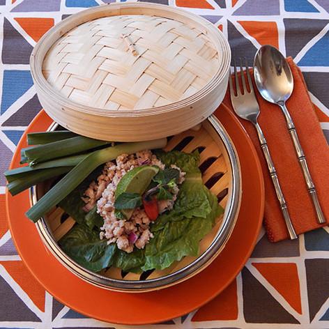Spicy Larb Salad
