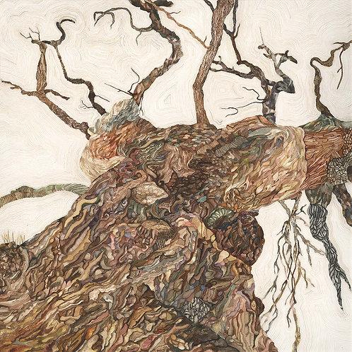 """""""Oak Tree"""" Artist Print"""
